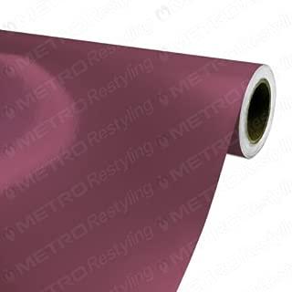 5ft x 20ft (100 Sq/ft) Arlon Ultimate PremiumPlus GLOSS LADY RED PEARLESCENT Vinyl Car Wrap Film CWC-310