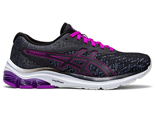ASICS Women's Gel-Pulse 12 MK Running Shoes, 9.5M, Graphite Grey/Graphite Grey