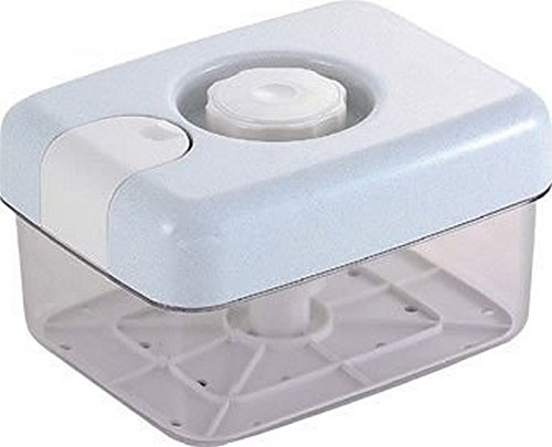 (3Liter-Rectagle) - JapanBargain S-3869, Japanese Plastic Tsukemono Pickle Press Maker, 3-Litre