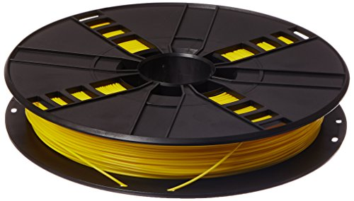 MakerBot MP05781 Plastik Spool, PLA, 9 kg, 1,75 mm, True Yellow