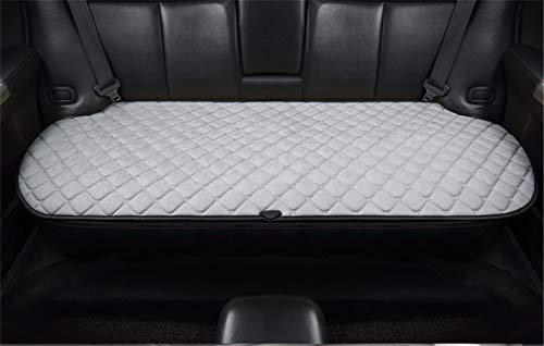 Road&Cool Sitzheizungen Heizauflagen Sitzbezügesets Autositzbezug 12V Einstellbare Temperatur Hinten Sitzheizung (133 × 50 cm)