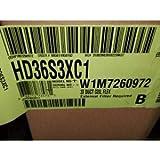 UNITARY Products Group HD36S3XC1A 3 TON AC/HP Horizontal Duct Slab Flex-Coil, R-22/R-410A 1192 CFM