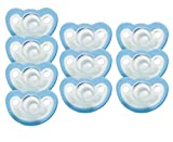 JollyPop 0-3 Months Pacifier Unscented - Blue by JollyPop