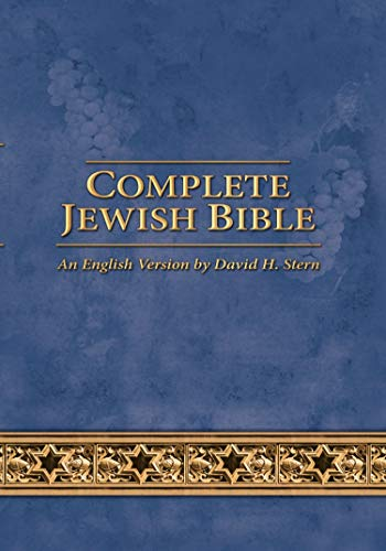 Compare Textbook Prices for Complete Jewish Bible: An English Version by David H. Stern - Updated Updated Edition ISBN 9781936716845 by Stern, David H.