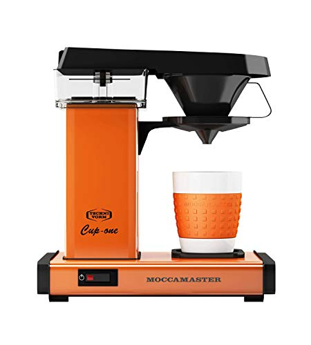 Moccamaster Cup One Kaffeemaschine Orange