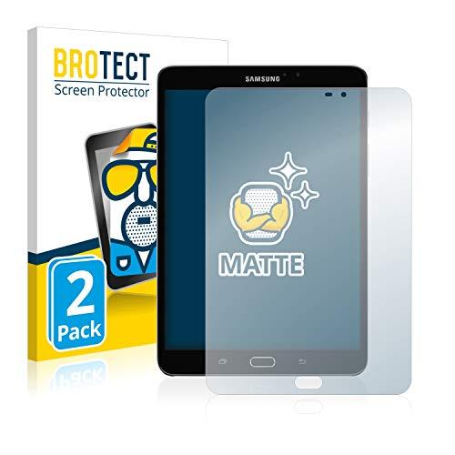brotect Pellicola Protettiva Opaca Compatibile con Samsung Galaxy Tab Tab S2 8.0 WiFi Pellicola Protettiva Anti-Riflesso (2 Pezzi)