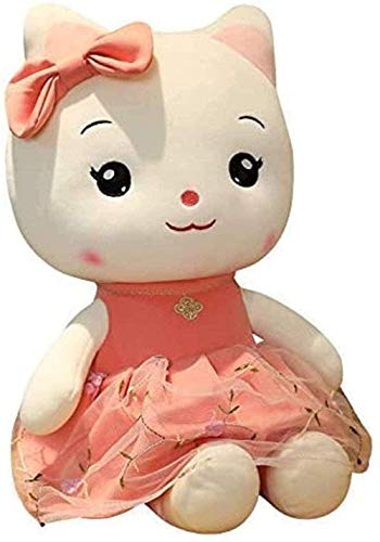 stogiit Plüschtiere 30 cm Mull Rock Gefüllte Katzen Spielzeug Weiche Gefüllte Cartoon Tier Muschi Puppe Geburtstagsgeschenk Für Freundinnen Kinder Wohnkultur