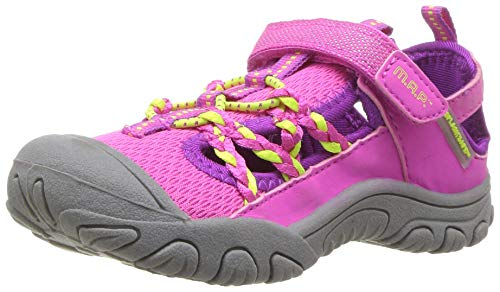 Price comparison product image M.A.P. Girls Ionia Outdoor Sport Sandal,  Fuchsia,  9 M US Toddler