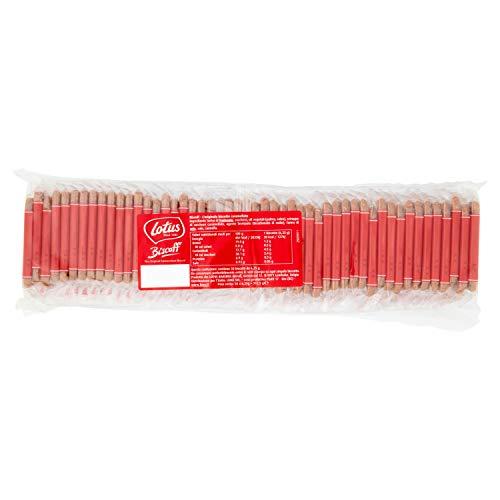 Lotus Biscoff Original - Galleta caramelizada, 50 unidades