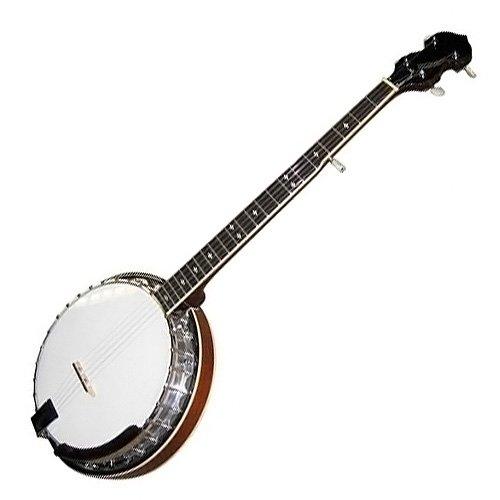 Stagg BJM30 LH - Banjo (para zurdos), color azul