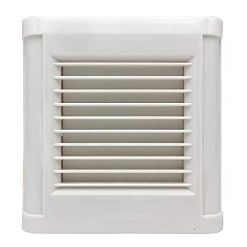 Ventilador de ventilación doméstico 4 Pulgadas Extintor, Baño Ventana Pequeña Tipo Silencioso Ventilador De Ventilación LITING