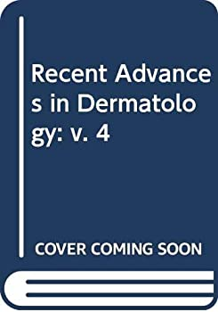 Recent Advances in Dermatology, #4 0443013187 Book Cover