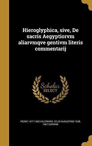 LAT-HIEROGLYPHICA SIVE DE SACR