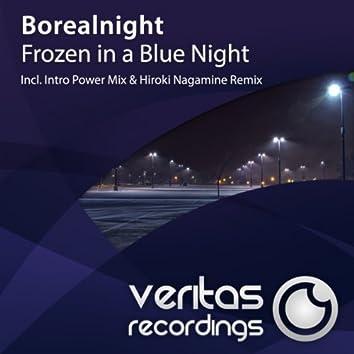 Frozen In A Blue Night