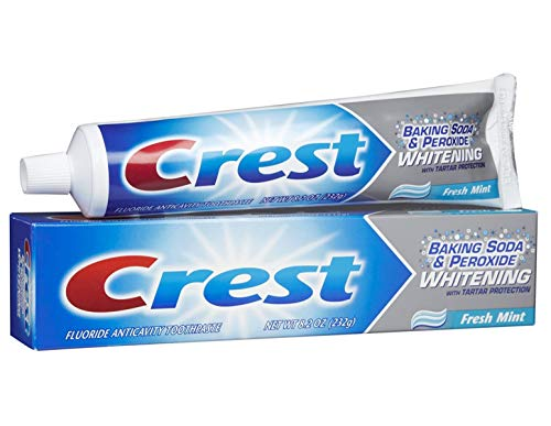 Crest Toothpaste 232g Baking Soda + Perioxde Fresh Mint (Zahnpasta)