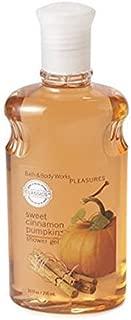 Bath & Body Works Original Classics Sweet Cinnamon Pumpkin Pleasures Collection Shower Gel 10 oz