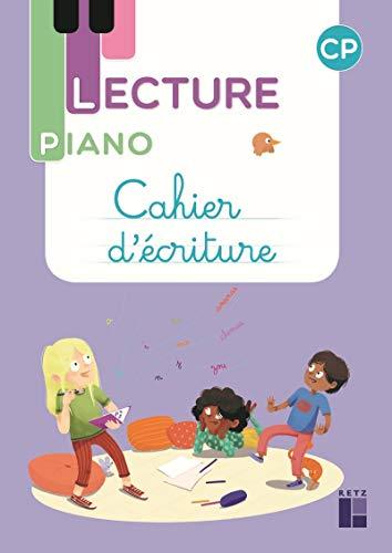 Lecture Piano CP - Cahier d'écriture
