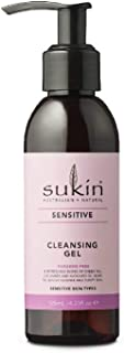 Sukin Sensitive Cleansing Gel, 125ml
