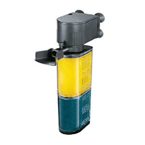 Hidom Internal Aquarium Power Filter Fish Tank Pump 1000 LPH with 360 Nozzle Adjuster – AP-1350F