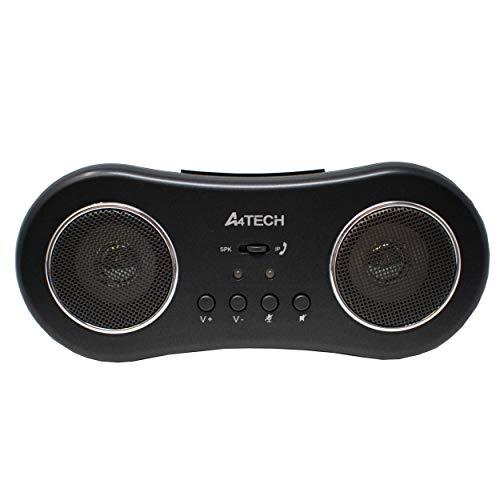 I-CHOOOSE LIMITED A4Tech AU 400 stereo-luidspreker USB 2.0 met Skype-functie voor PC computer, desktop, laptop, Musica, Skype, film, games