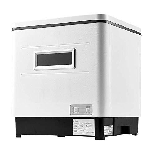 Vaatwasser Portable Vaatwasser Countertop Vaatwassers 1500W machtsvrij Volautomatische No Need To wasmiddel UV Sterilisatie zhihao