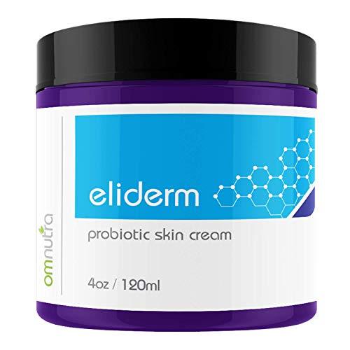 Topical Probiotic Skin Cream - 4OZ Jar 13 Strain Moisturizing Probiotic Lotion Eczema Treatment Psoriasis Treatment for Cystic Acne Probiotic Skin Care Cream Nail Fungus Treatment Pure Aloe Vera Gel