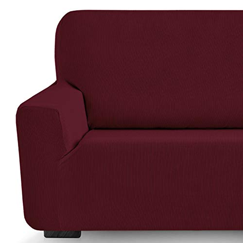 Eiffel Textile Funda de Sofa Milan Elastica Adaptable Lisa,