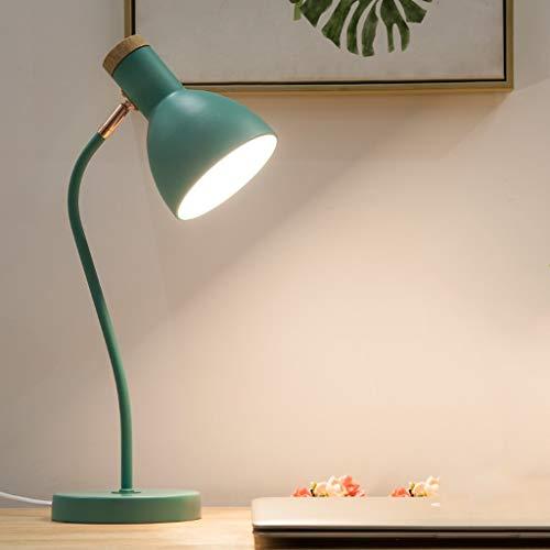 Oficina de lámparas de escritorio LED lámpara de escritorio creativa regulable Escritorio Escritorio con lámpara de lectura del estudiante de la lámpara dormitorio, oficina, sala de estar lámpara de c