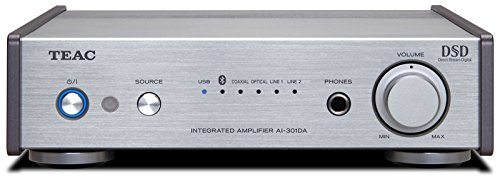 TEAC Bluetooth / USB / DAC Equipped with Stereo Integrated Amplifier Reference 301 Special Packages AI-301DA-SP / S