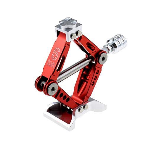 Mini Wheel Jack Für Ferngesteuertes Kletterauto, Allzweck Simulation Dekoration Teile Modifikation Upgrade Zubehör