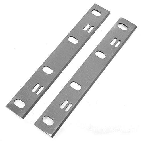 6-Inch Jointer Knives 37-372 for Delta JT160, 37-370, 37-371 Bench Jointer - Set of 2