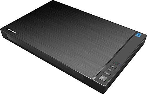 Mustek Scan Express A3 S2400 Plus Flachbettscanner A3 2400 x 2400 DPI USB Belege, Bücher, Dokumente, 1000-LED-LIG-T10