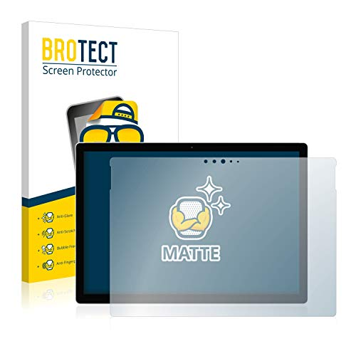 BROTECT Entspiegelungs-Schutzfolie kompatibel mit Microsoft Surface Book 2 13.5