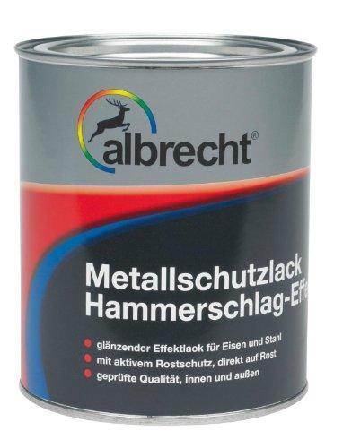 Albrecht Metallschutzlack Hammerschlag-Effekt 375ml Kupfer