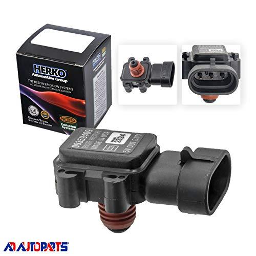Herko MPS701 Fuel Injection Manifold Pressure Sensor