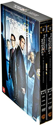 Person Of Interest 2A Temp [DVD]