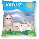 DayToy Style Travel Vaduz Liechtenstein Poster 1 Pack