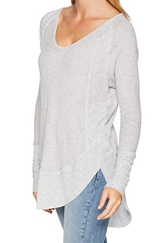 Free People Women's Catalina Thermal, Grey
