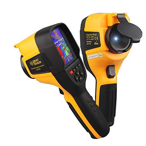 LYWDJ Infrarot-Wärmebildkamera Mit 220 X 160 IR-Auflösung, Handheld-Wärmebildkamera Mit 35200 Pixeln, Infrarot-Thermometer Mit 3,2-Zoll-Farbdisplay