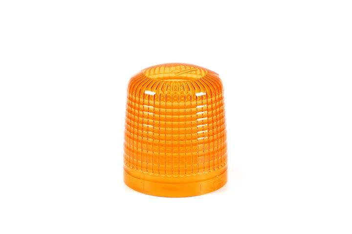Hella 9el 862 141 001 Lens Rotating Beacon Light Lens Colour Yellow Auto