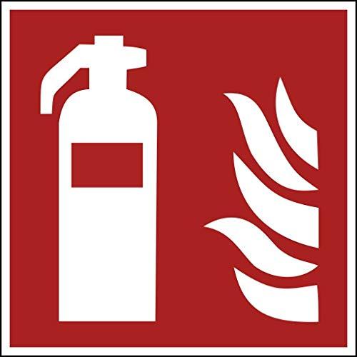 Aufkleber Brandschutzzeichen