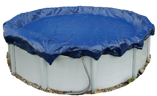 Blue Wave Gold 15-Year 30-ft Round Above Ground Pool Winter Cover -  Blue Wave Products, BWC912