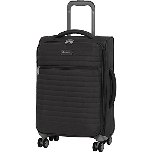 it luggage Quilte Lightweight Expandable Spinner, Purple, Checked-Large 31-Inch
