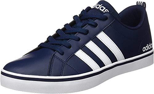 adidas Vs Pace, Zapatillas para Hombre, Azul (Collegiate Navy/Footwear White/Blue 0), 42 EU