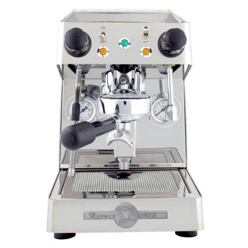 BFC Ela, Siebträger-Espressomaschine in matt - satiniert