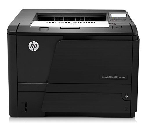 Find Bargain HP LaserJet Pro 400 M401dne Monochrome Printer (CF399A) - (Renewed)