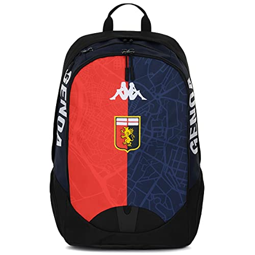 Kappa Offizieller Rucksack Genoa FC 2021/2022 Modell Apack 4 Original Tasche rechts Sirigu Criscito