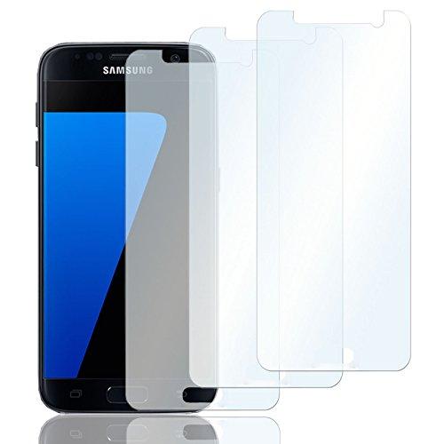 Eximmobile 3X Schutzfolien für Samsung Galaxy M20 (2019) Folie | Bildschirmschutzfolie | Bildschirmfolie Schutzfolie | selbstklebend | transparent | blasenfrei | kein Glas | Flexible Folien