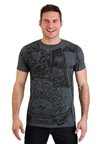Camiseta Overwatch Roadhog Jumbo