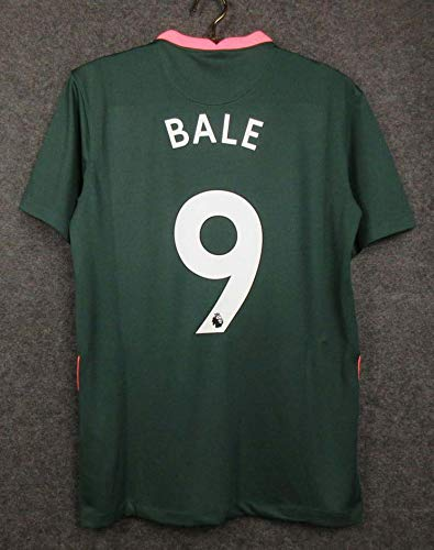 FM Gareth Bale#9 Jersey 2020-2021 Green Color (XL)